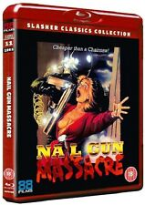 Nailgun Massacre - Blu-Ray - Special Edition - Bill Leslie