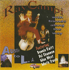 RAY CAMPI With Friends Along The Way CD NEW 27 tracks Rockabilly