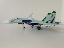 RUSSIAN AIR FORCE Sukhoi SU-27 LIPETSK SHARK 1/72 Herpa 580007 Suchoi