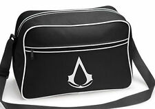 Assassin's Creed  Gamer FLIGHT MESSENGER SHOULDER BAG SCHOOL COLLEGE GAMING BAG