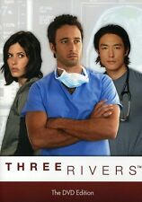 Three Rivers: The Complete First Series (2012, DVD NIEUW) DVD-R3 DISC SET