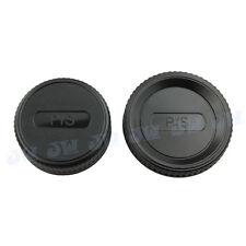 Body&Rear Lens Cap for Pentax K Mount Lens &Camera KP K-5IIS K7 KX K30 K20D K-7