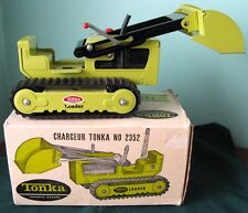 Tonka Loader No 2352 Vintage In Original Box