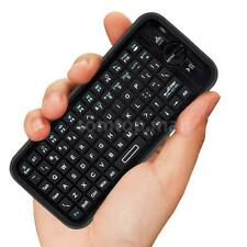 iPazzPort Mini Bluetooth Wireless Keyboard Remote for Android TV iPhone New I6K6