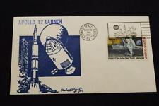 SPACE COVER 1969 PICTORIAL CANCEL APOLLO 12 2ND MOON LANDING MISSION LAU (2040)