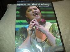 """DVD NEUF """"HELEEN VAN DEN HOMBERGH - LIVE IN AMSTERDAM"""""""