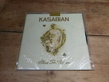 "KASABIAN - SHOOT THE RUNNER RARE 10"" + POSTER !!!!!!!!!!!!!!!"