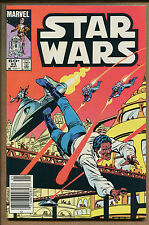 Star Wars #83 - Sweetheart Contract - 1984 (Grade 9.2)