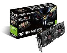 ASUS GeForce Strix gtx970 (PCI-E, 4gb GDDR 5, memoria, HDMI, DVI, DP)