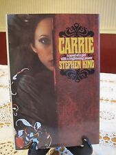 CARRIE Stephen King 1974 Book Club Edition HC/DJ LIKE NEW Condition!