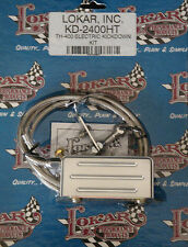 Lokar KD-2400HT Kickdown Cable for GM TH400 Transmissions
