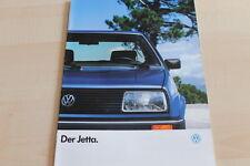 131351) VW Jetta Prospekt 01/1987