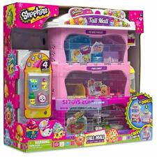 Shopkins Tall Mall Playset Storage Case For All Your Shopkins