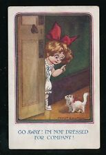 Artist FRED SPURGIN Children Comic A&H Funny Fancies Series #406 PPC used 1924
