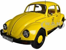 1983 VOLKSWAGEN BEETLE 1200 DEUTSCHE BUNDESPOST 1/18 CAR BY MINICHAMPS 150057195