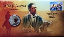 ** 2014 Australian Banjo Patterson $1 coin PNC**