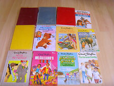 Enid Blyton Selection of 12 books - hardback and paperback