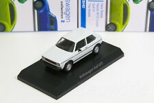 Kyosho 1/64 VW Golf GTI White 1974 Volkswagen 2 Miniature car Collection 2015