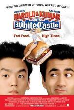 Harold And Kumar Go To White Castle Movie Poster 24in x36in