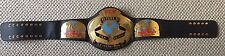 WCW World Tag Team Championship Replica Title Belt Figures Toy Adult sized