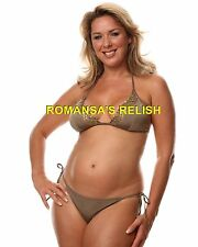 "erotic hot 8 x 10 ""CLAIRE SWEENEY ""  PHOTOGRAPHIC IMAGE R514"