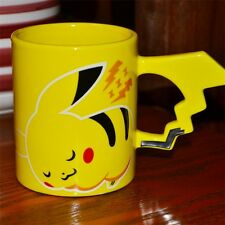 New Pokemon Pikachu Mug Cup Game Pocket Monsters Comic Birthday Gift Collection