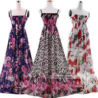 New Plus Size Women Chiffon Long Prom Party Maxi Dress Size 20 22 24 26 28 30 32