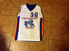 Westchester Hawks Reversible Adult Small Jersey