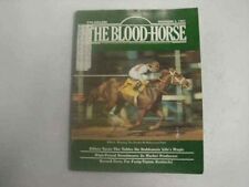 1983 Blood Horse magazine Althea wins Hollywood Starlet Lifes Magic Precisionist