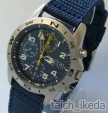 Official SEIKO SND379R Chronograph Men's Watch from Japan New