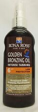 Rona Ross Golden Bronzing Oil Intense Tanning SPF 6 (160ml)  EXPRESS P&P
