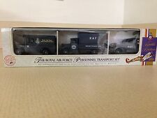 The Royal Air Force. Personnel Transport Set 50'th Anniversary Limited edition!