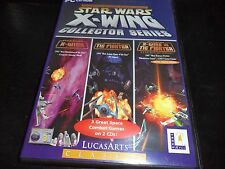 Star Wars: X-Wing Collector Series    pc game