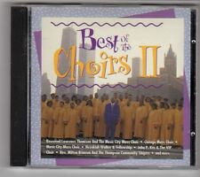 (GL487) Best of the Choirs II, 10 tracks various artists - 1995 CD