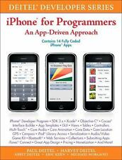 iPhone for Programmers: An App-Driven Approach (Deitel Developer Series), Morgan