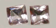 "Antique 19thC Russian Handcrafted 1ct ""Pink Emerald"" Beryl Morganite Elba Italy"