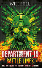 Department 19: Battle Lines, Hill, Will, Good, Hardcover