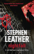 Stephen Leather Nightfall Very Good Book