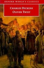 Oliver Twist (Oxford World's Classics) Dickens, Charles Paperback