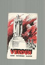14/18 -   VERDUN GUIDE HISTORIQUE ILLUSTRE
