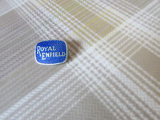 Early & Original Royal ENFIELD Enamel & Metal MOTORCYCLE / Biker Pin Badge