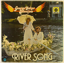 """12"""" LP - George Baker Selection - River Song - B2640 - washed & cleaned"""