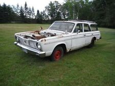 1966 Plymouth Valiant Wagon, Rare Car!