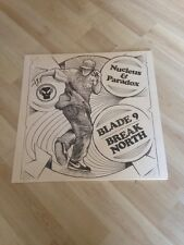 "Nucleus & Paradox-Blade 9/break North Drum&bass/jungle/seba/mint 12"" Metalheadz"