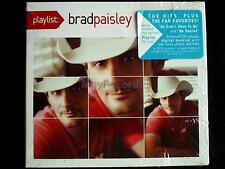 Brad Paisley - Playlist: The Very Best of Brad Paisley CD Digipak Sealed