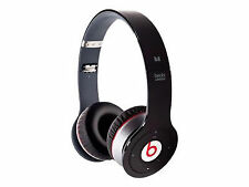 Beats by Dr. Dre Wireless Headband Headphones Black MONSTER Bluetooth Sealed Box