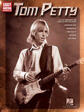 Tom Petty Sheet Music Easy Guitar with Notes & Tab Easy Guitar Book NE 000702279