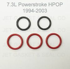 POWERSTROKE HPOP O-RING KIT 7.3L HIGH PRESSURE OIL PUMP SEAL AP0011 REPLACEMENT