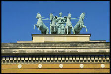 372066 Thorvaldsen Museum Sculpture On Roof A4 Photo Print