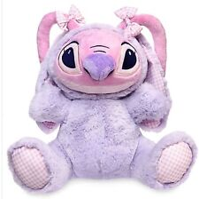 NWT Disney Store Angel Bunny Plush 10 1/2'' LILO and Stitch Gift Easter